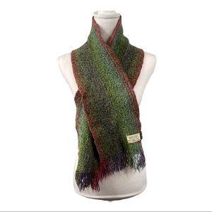 Mucros Weavers Merino Wool Blend Scarf Ireland